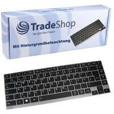 Original Tastatur beleuchtet QWERTZ DE für Toshiba Satellite U920t U920T U925