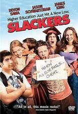 Slackers Devon Sawa, James King Dvd