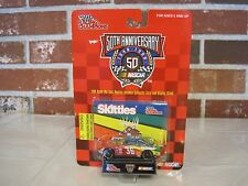 1998 NASCAR 50TH ANNIVERSARY 1:64 SCALE DIECAST REPLICA CAR--SKITTLES