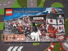 LEGO 4193 Pirates of the Caribbean The London Escape NEW