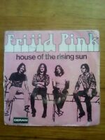 45T vintage - ERIIID PINK - HOUSE OF THE RISING SUN - DRIVIN' BLUES