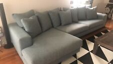 3.5 seater massive sofa with chaise