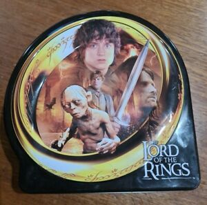 LORD OF THE RINGS Jigsaw Puzzle 500 pC  GUIDE TO MORDOR  IN COLLECTOR TIN  2003