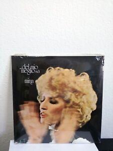 Mina Del Mi Mejor N.3 Pdu 1975 Álbum 33 Revoluciones LP Vinilo Original Mint