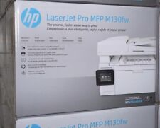 New HP LaserJet PRO MFP M130FW All-In-One Wireless Laser Printer Copy Scan Fax