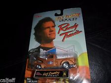 RACING CHAMPIONS HOT COUNTRY STEEL DIECAST RANDY TRAVIS PICK-UP TRUCK REALRIDERS