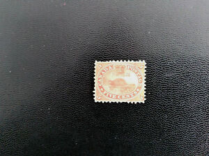 CANADA STAMP  NO.15 beaver with X cancellation