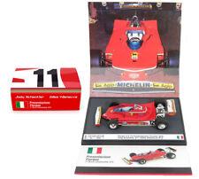 Brumm S1401 Ferrari 312 T4 Presentazione Fiorano 1979 - 1/43 Scale