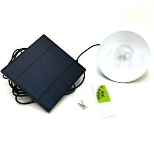 LOZAYI IP65 Waterproof Solar Light with Remote Control and 16.4Ft Cord