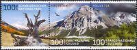 Switzerland 2014 National Park/Mountains/Tree/Eagle/Birds/Nature 3v set (ch1020)