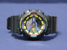 RARE LIMITED CASIO G-SHOCK DEE AND RICKY GA-110DR WR20BAR JAPAN 5146 BLACK WATCH