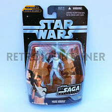 STAR WARS Kenner Hasbro Action Figure - SAGA COLLECTION BLACK - Padme Amidala