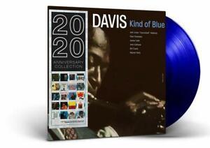 Miles Davis - Kind Of Blue Limited Edition Blue Vinyl