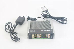 Grass Valley Storm Mobile Multi I/O Processor W/ Power Adapter, Interface -AS IS