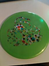 DISCRAFT BIG Z BUZZZ DISC GOLF Wonderbread Stamp Ink on back but great condition