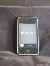 Apple iPhone 3GS - 8GB - Black (AT&T) A1303 (GSM) - READ!