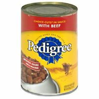 Pedigree Choice Cuts in Gravy with Beef Wet Dog Food, 22 Oz.ONE (1) CAN ONLY