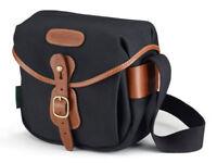 Billingham Hadley Digital Camera / DSLR Bag in Black / Tan BNIB UK Stock