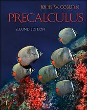 Precalculus by John Coburn (2009, Other / Hardcover)