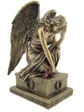 8.5 Inch Kneeling Weeping Angel Statue Figurine Guardian Figure Catholic Decor