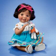 Maya Mexico Baby Doll - Ashton Drake  - Bradford Exchange Hands Across the World