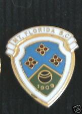 LAWN BOWLING CLUB BADGE - MT FLORIDA
