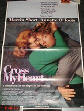 Cross My Heart movie promo poster - Martin Short