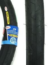 "Bell Big City Slick Wire Bead Bicycle Tire Blackwall 26 X 1.90"" Townie & E-bike"