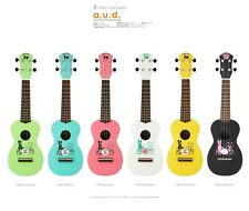 aNueNue U900 Color Series Blue Soprano Ukulele NEW U-900