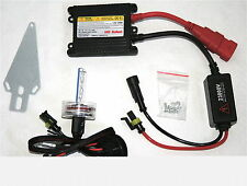 Kit éclairage hid  xenon h11 8000K slim ballast AC garantie + veilleuse led cad.