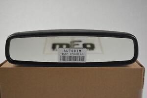 Ford Edge Fiesta Lincoln MKC Rear View Mirror Inside Black new OEM BU5Z-17700-D