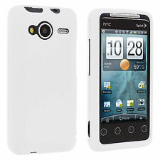 Plain Rigid Plastic Mobile Phone Fitted Cases/Skins for HTC