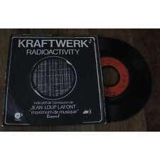 KRAFTWERK - Radioactivity French PS 7' Prog Electro 76' Indicatif Europe 1