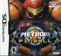 Metroid Prime Pinball - Nintendo DS Game - Game Only