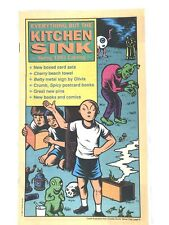 Product Catalog: 1993 Every Thing But The Kitchen Sink Spring, Color Photos