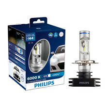 Philips H4 12953 BW X2 X-treme Ultinon LED Car Headlight 6000K Cool White Light