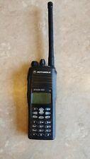 Motorola Aah25Kdn9Du8An Vhf Ht1550Xls-radio & antenna only-no other accessories