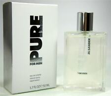 Jil Sanders Pure for Men Eau De Toilette Spray 50ml 1.7oz original sealed pack