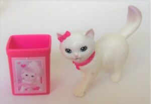 Barbie Potty Trainin' Training Blissa White Kitty Cat Pet Drink N Wet