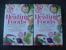 The Healing Foods Hardcover Book by Patricia Hausman Natural Dietary Remedies