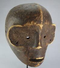 Beau Masque Africain Ngbaka ? Mask nord Congo RDC African Tribal Art Gallery