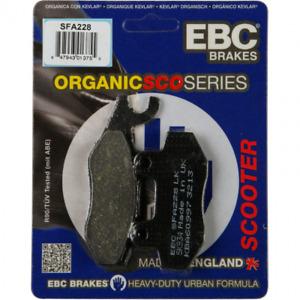 EBC Disc Brake Pads (SFA228) SFA 228 Keeway Suzuki SYM Kymco