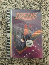 Commodore 64 game - Drelbs boxed - NEW, shrink-wrapped