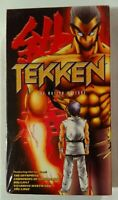 Tekken: The Motion Picture VHS 1998 Anime A.D.Vision NTSC (ADV) [New & Sealed]