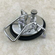 Stainless Steel Cornelius Style Carbonation lid Home Brew Ball Lock KEG LID beer