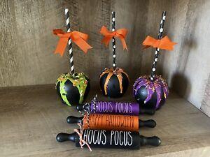 Hocus Pocus Halloween Rolling Pin