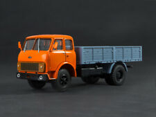 Modimio 1:43 MAZ-5337 1985 Flatbed Truck #04 Legendary Trucks of the USSR