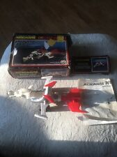 Mego Micronauts NEON ORBITER InComplete 1977 With Box In Rough Shape