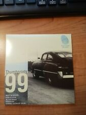 Various Artists Thumbprints 99 Blues Promo Cd
