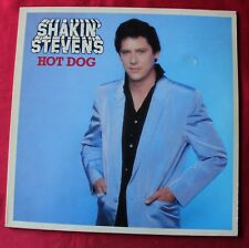 Shakin Stevens, hot dog,  LP - 33 tours